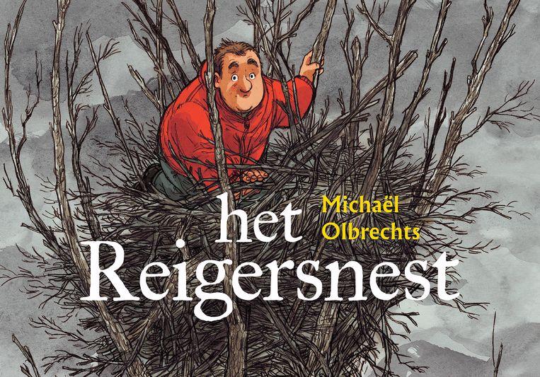 De cover van de nieuwe novel van Michaël Olbrechts uit Kessel-Lo.