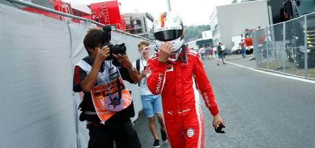 Vettel: Kleine fout, grote teleurstelling