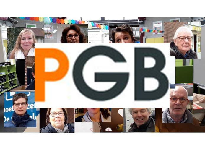 PGB komt als winnaar uit een verre van representatieve steekproef bij alle dertien stembureaus in Oisterwijk.
