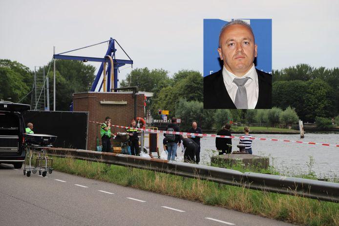 19 juli werd het stoffelijk overschot van Festim Lato aantroffen in het Amsterdam-Rijnkanaal. Een rechercheteam (TGO) is een onderzoek gestart.