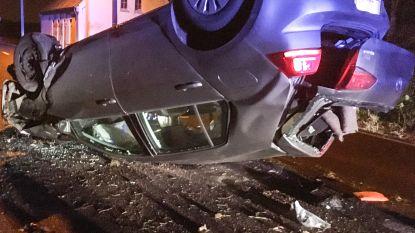 Kasteelstraat in Kruishoutem afgesloten na zwaar ongeval