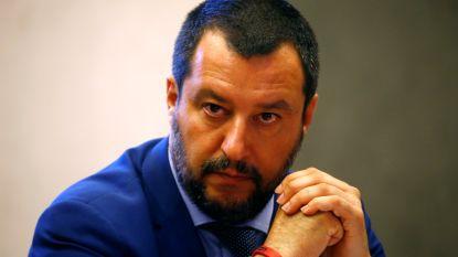 """Salvini: """"Italië neemt geen asielzoekers uit Duitsland terug"""""""