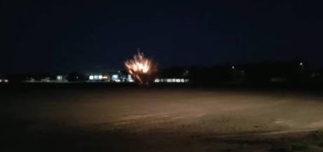 Politie vindt explosieven en drugs in auto van mogelijke plofkrakers in Rogat