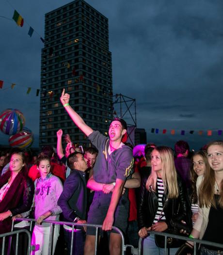 'Plek van festivals Dorst en Trek moet permanent evenemententerrein voor Paleiskwartier worden'