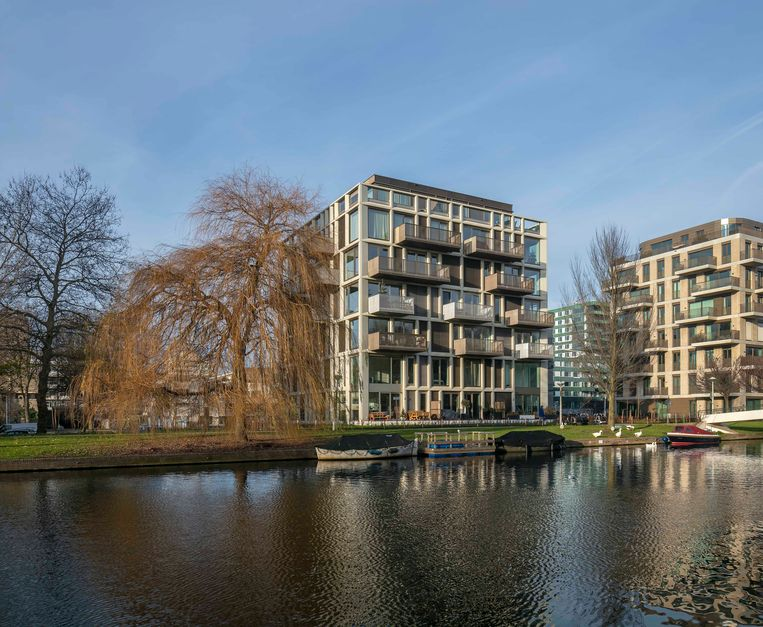 Schetsblok, Amsterdam. Beeld Luuk Kramer