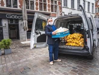 """Restaurants maken frigo's leeg, Godot schenkt overschot aan mensen in moeilijkheden: """"Bijna 5.000 euro aan voorraad moet weg"""""""