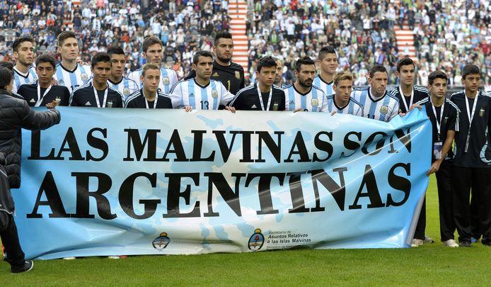 """""""Les Malouines sont argentines"""""""