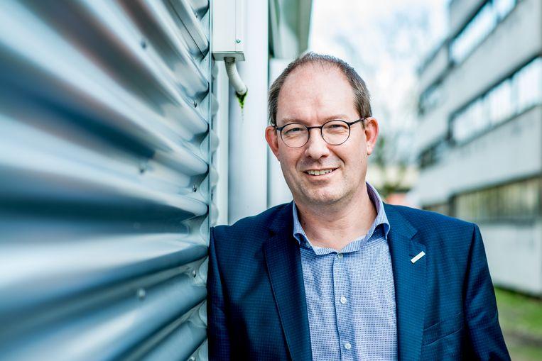 Prof. dr. Piet Pauwels, decaan faculteit Bedrijfseconomische wetenschappen