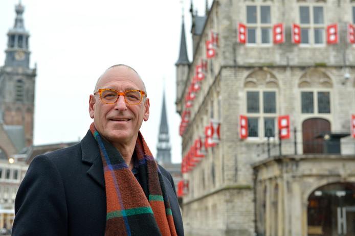 """Rolf van der Mije (GroenLinks): ,,Ik wil meer activiteiten voor de hele stad."""""""