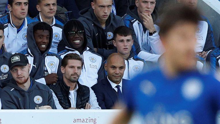 Silva woonde al een match van 'zijn' ploeg bij.