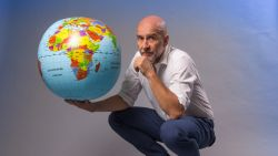 """Nic Balthazar: """"De klimaatstrijd lijkt een oorlog tegen onszelf, dát is het grote probleem"""""""