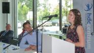 Louka Morel en Tobias Van Hecken eerste laureaat van Schoolwedstrijden Herman De Croo
