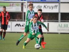 Oirschot Vooruit speelt gelijk tegen Prinses Irene na snelle rode kaart Van Kollenburg
