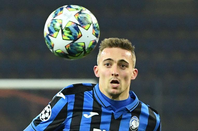 Timothy Castagne ruilde RC Genk in 2017 in voor het Italiaanse Atalanta Bergamo.