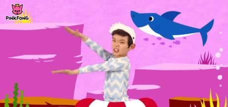 Zo verovert kleuterhit Baby Shark de wereld