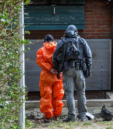 Opgepakte drugsverdachten in Drempt 'neergezet' om meth te koken