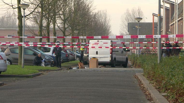 Aanslag op de toen 56-jarige elektromonteur Mohammad Reza Kolahi Samadi, die als Ali Motamed in Almere woonde Beeld OMROEP FLEVOLAND