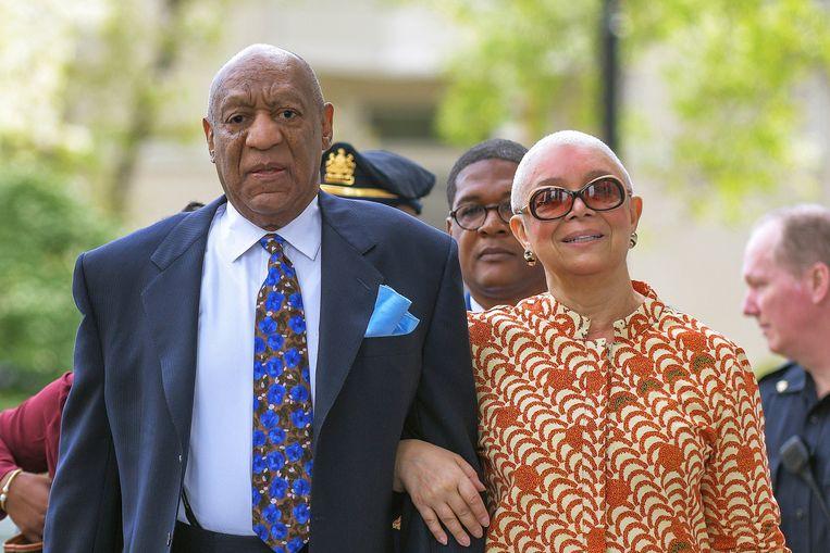 Bill en Camille Cosby in 2018