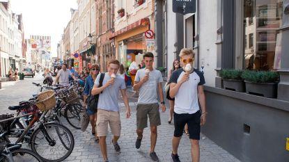 """Brugge wapent zich tegen de hitte: """"Meer bomen voor schaduw, meer waterpartijen voor buffering"""""""
