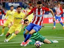 Zorgen om Carrasco bij Atlético