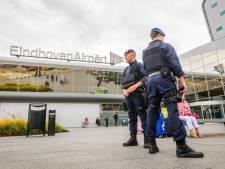 Eindhoven Airport korte tijd dicht na dreiging: veel passagiers moesten in vliegtuig blijven