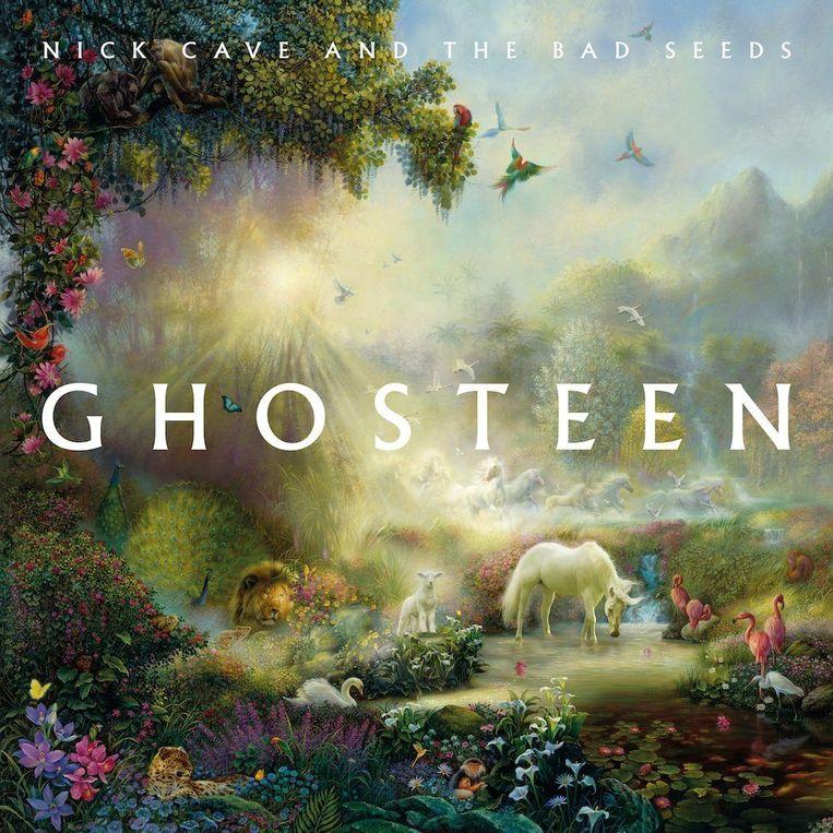 De nieuwe plaat van Nick Cave is even vreemd als mooi