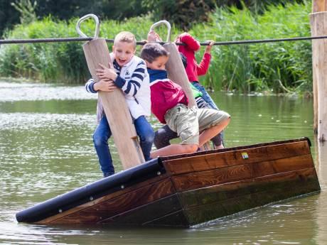 Natuurspeeltuin Beverbos geopend: 'Woeha, ik ga spelen'