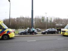 Negen mensen gewond bij kettingbotsing in Rijswijk