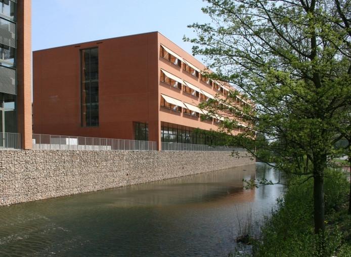 Woonzorgcentrum Eilandstaete, Malburgen. Ontworpen door Van de Looi en Jacobs Architecten, Huissen. Opdrachtgever: Vivare. foto Van de Looi en Jacobs Architecten