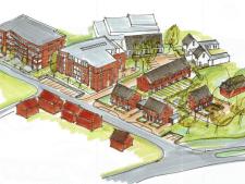 Buren maken zelf plan voor woningbouw op plek ontmoetingscentrum De Huif