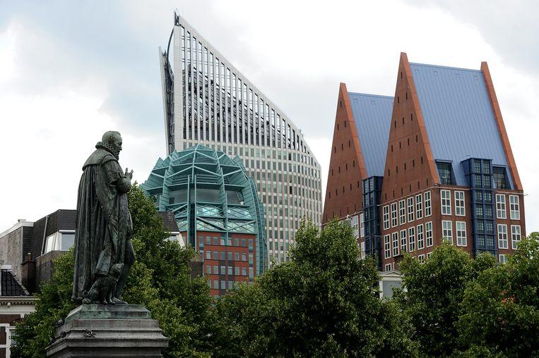 Den Haag wil de eerste Nederlandse stad worden met het supersnelle mobiele netwerk 5G. Daarvoor slaat de gemeente de handen ineen met T-Mobile. Beeld ANP XTRA