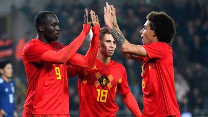 FT België: Duivels op 7 september tegen Schotland - Yaremchuk drie tot vier weken buiten strijd - Anderlecht niet akkoord met schorsingsvoorstel voor Trebel