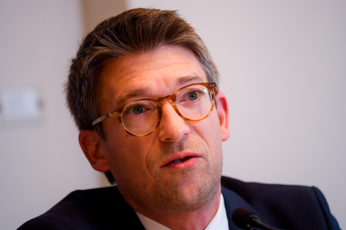 Pierre-Yves Dermagne, ministre wallon des Pouvoirs locaux.
