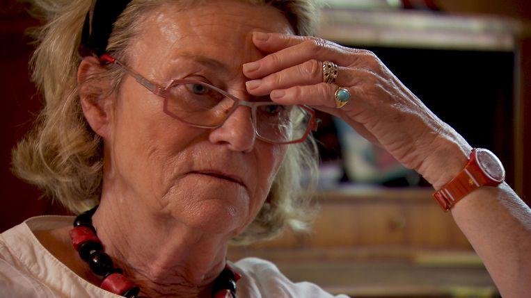 Sybille vertelde haar kant van het verhaal in de VIER-documentaire 'Onze dochter heet Delphine'.