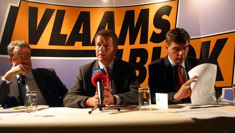 Het Vlaams Blok in 2003
