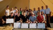 Palm NV schenkt 22.500 euro aan jeugd