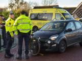 Fietser gewond na aanrijding met auto in Etten-Leur