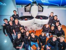 TU Delft gaat voor een miljoen euro uit Silicon Valley met grote drone