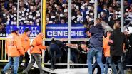 Supportersgroepen STVV en KRC Genk veroordelen wangedrag, maar wijzen elkaar met de vinger