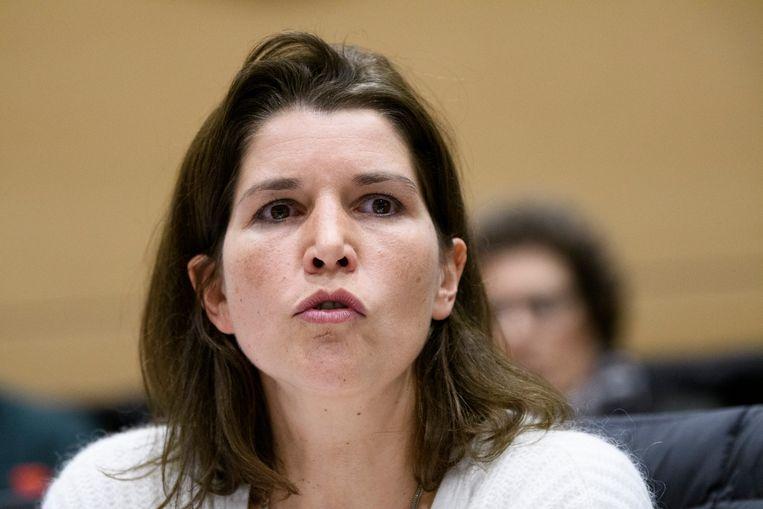 N-VA-Kamerlid Valerie Van Peel blijft zich verzetten tegen de versoepeling van de abortuswet.