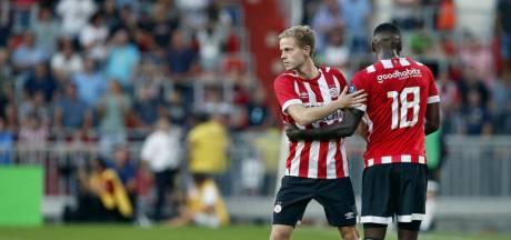 Invalbeurt Dante Rigo bij PSV smaakt naar meer: 'Zien wel waar ik uitkom'