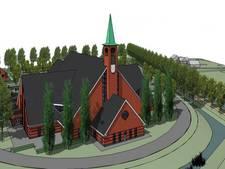 Gereformeerde Gemeente investeert in omgeving nieuwe kerk
