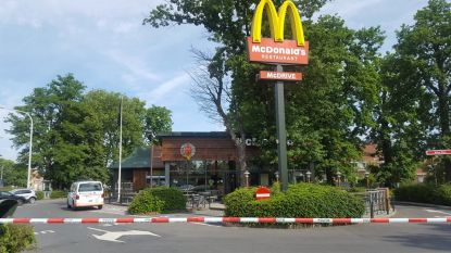 VIDEO. Overval op filiaal van McDonald's aan R4