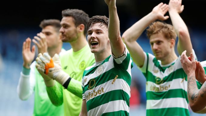 Shirtsponsor Celtic Glasgow geblokkeerd in België
