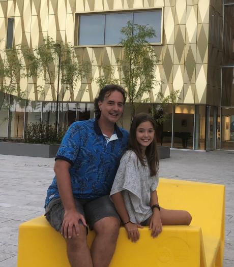 Vader en dochter in de race om te zingen in live-uitzending voor Warchild