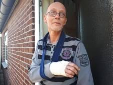 Slachtoffer steekpartij Gendringen is Peter (48): 'Ik ergerde me aan zijn rijgedrag, ineens hakte hij op me in met een mes'