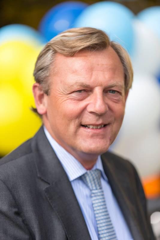 ANWB-directeur Frits van Bruggen