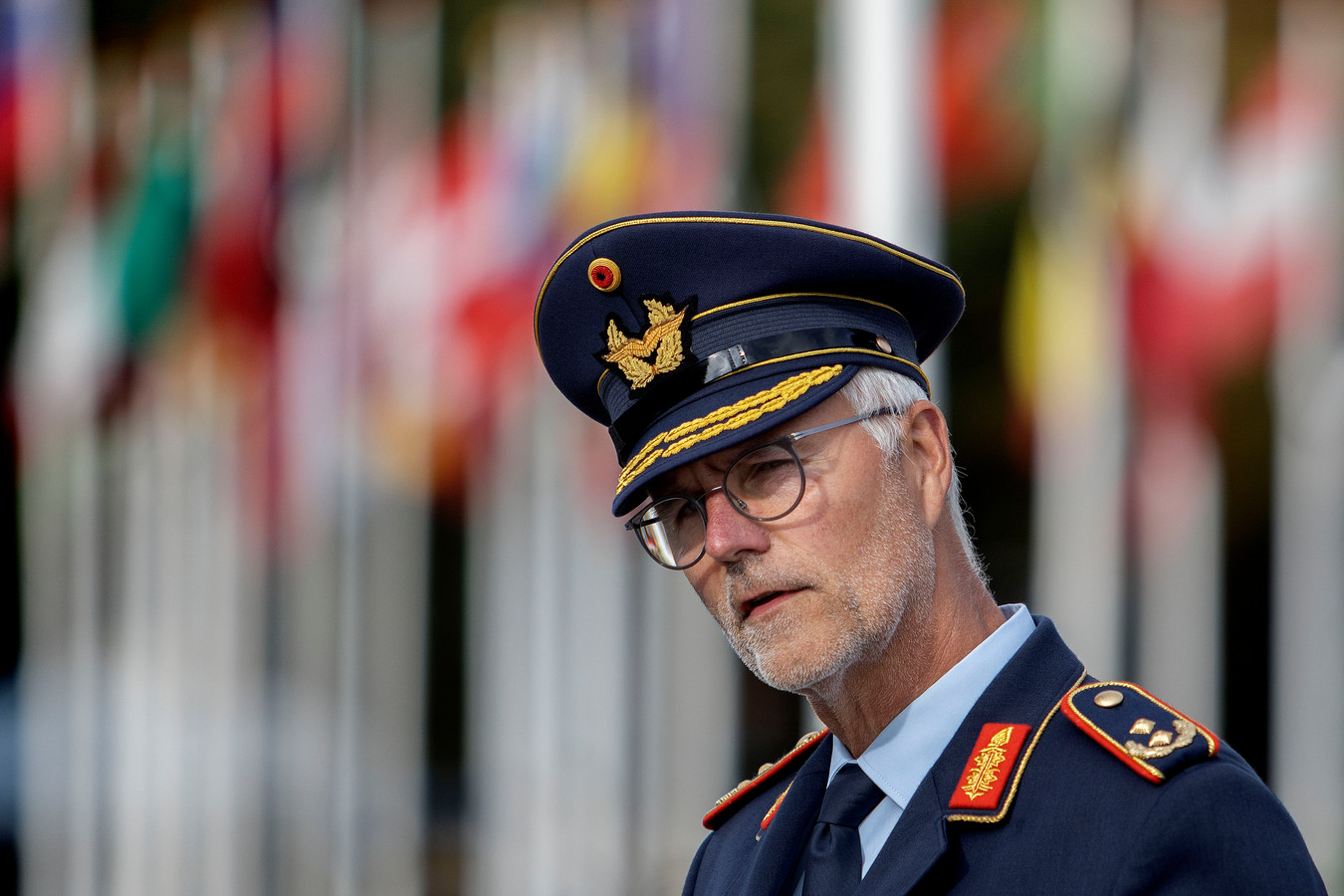 Generaal-majoor Andreas Schick, de nieuwe commandant van het European Air Transport Command (EATC).