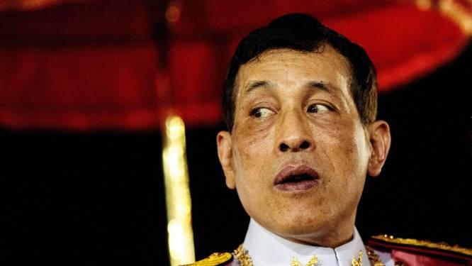 """Duitsland waarschuwt omstreden Thaise koning voor """"onmiddellijke gevolgen"""""""