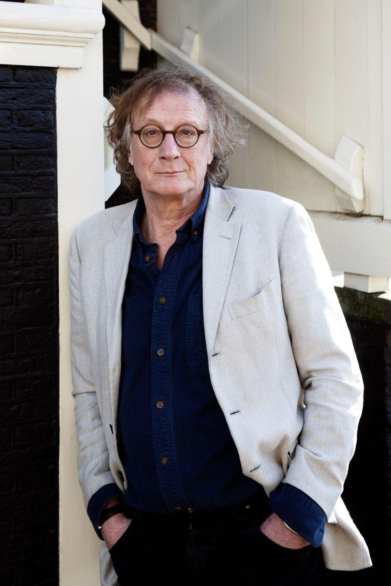 Schrijver Thomas Verbogt Beeld Bob Bronshoff